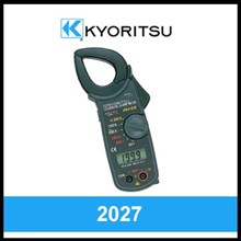 KYORITSU Digital Clamp Meter 2027 (Call: 021-62320178)