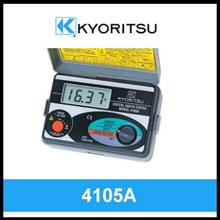 Kyoritsu Digital Earth Tester 4105A (Call: 021-623