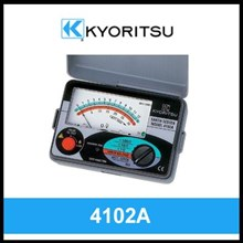 Kyoritsu Analogue Earth Tester 4102A (Call: 021-62320178)