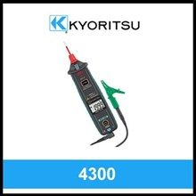 Kyoritsu New Simplified Earth Tester 4300 (Call:021-62320178)