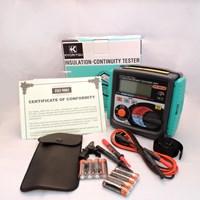 Jual Kyoritsu Digital Insulation or Continuity Tester 3007A 2