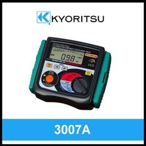 Kyoritsu Digital Insulation or Continuity Tester 3007A