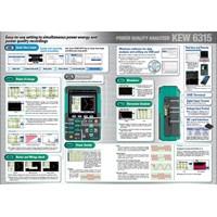 Kyoritsu Power Quality Analyzer  1