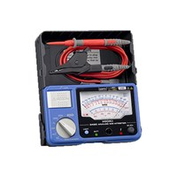 Hioki 3490 Analog Insulation Tester Megohmmeter