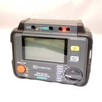 Jual Kyoritsu Digital High Voltage Insulation Tester 3125A