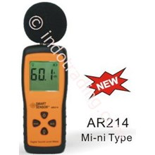 Smart Sensor Digital Sound Level Meter Ar-214