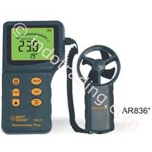 Smart Sensor Anemometer Ar836