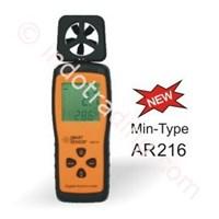 Smart Sensor Anemometer Ar216 1