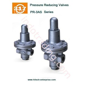 CAST IRON PRESSURE REDUCING VALVE NPT