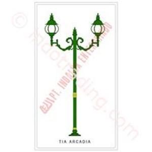 Tiang Lampu Taman Arcadia