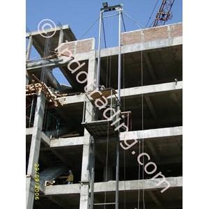 Lift Material Proyek 20-40 meter