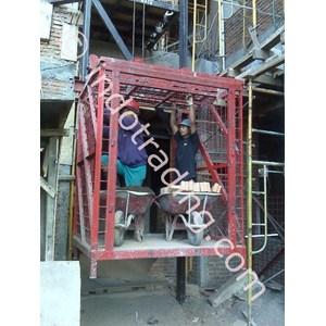 Lift Material Proyek 12-20 meter