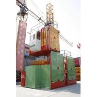 Lift Barang Material Proyek 40 -100 meter 1