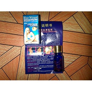 sell drag blue wizard from indonesia by dian farma cheap price