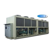 Air Chiller Pendingin Udara Industri