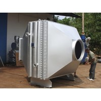 Jual Heat Recovery Boiler Boiler Economizer Flue Gas Heat Recovery Refrigerant Hot Gas Recovery