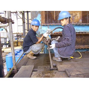 Re-Tubing Repair Heat Exchanger By PT. Metalindo Prima Engineering