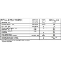 Total Seriola 3120 Heat Transfer Fluid 1