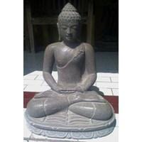 Patung Budha Duduk