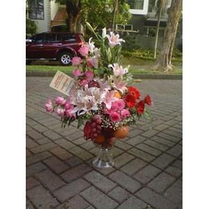 Bunga Buket Meja 16