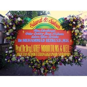 Bunga Papan Ucapan Selamat Dan Sukses Harga Murah Se Surabaya