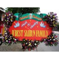 Bunga Papan Wedding Toko Bunga Surabaya Bojonegoro Dan sekitarnya 1