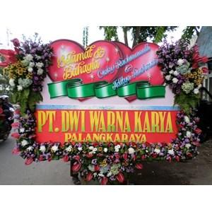 Bunga Papan Pernikahan Surabaya Bojonegoro 081230101073