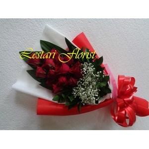 Bunga Hand Bucket - Surabaya Lestari Florist