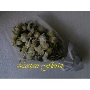 Bunga Hand Bucket Murah - Lestari Florist Surabaya