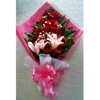 Bunga Hand Bucket Florist Surabaya 1