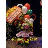 Jual Bunga Standing Untuk Ucapan Pernikahan - Toko Bunga Surabaya 2