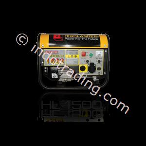 Portable Genset Hl-1500 Lx