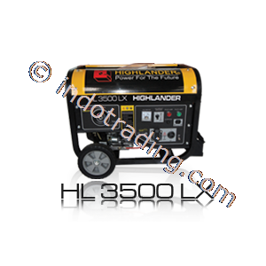 Portable Genset Hl-3500 Lx