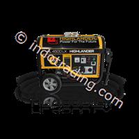 Portable Genset Hl-4500 Lx 1