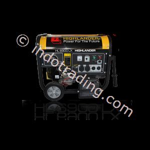 Portable Genset Hl-6900 Lx