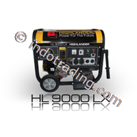 Portable Genset Hl-9000 Lx 1