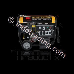Portable Genset Hl-9000 Lx