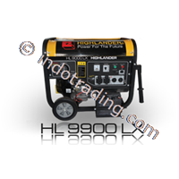 Portable Genset Hl-9900 Lx 1