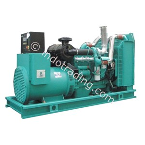 Genset Open Type