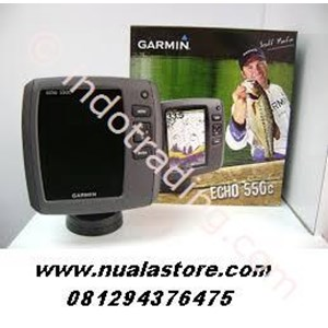 Garmin Fishfinder Echo 550C