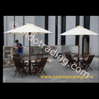 Jual Payung Taman Sunbrella 2