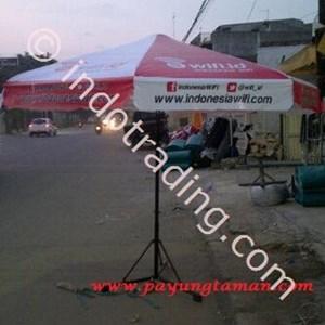 Payung besi Promosi