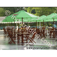 Payung Taman Promosi