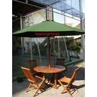 Payung Taman Promosi Murah 5