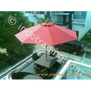 Payung taman balkon