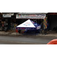 Jual Tenda Promosi Helo Kitty 2