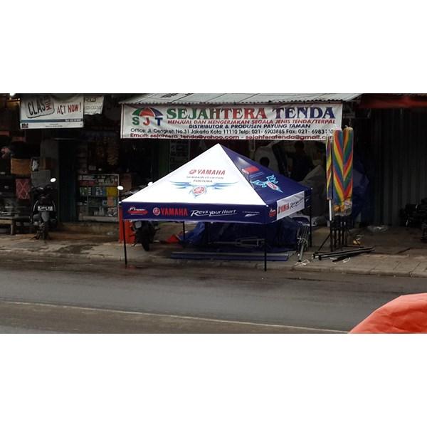 Tenda Promosi Helo Kitty