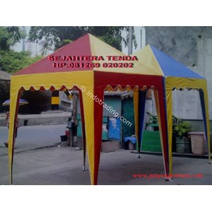 Tenda Cafe Polyster