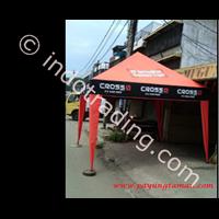 Distributor Tenda piramid promosi 3