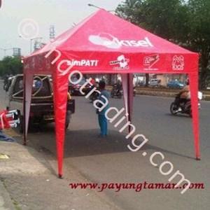 Tenda Promosi Telkomsel